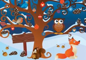 187 E Cardje Met De Kerstdagen Kerstkaarten Trends En
